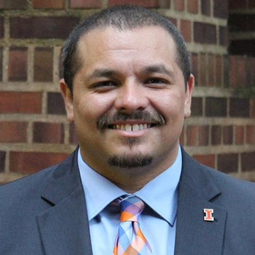Photo of Moises Orozco Villicana, Director of Enrollment Management