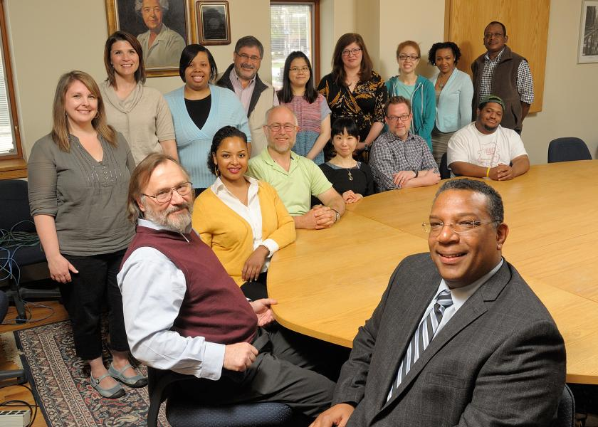the staff of the Center for Digital Inclusion