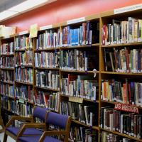 EJP library at the Danville Correctional Center