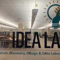 IDEA Lab entrance